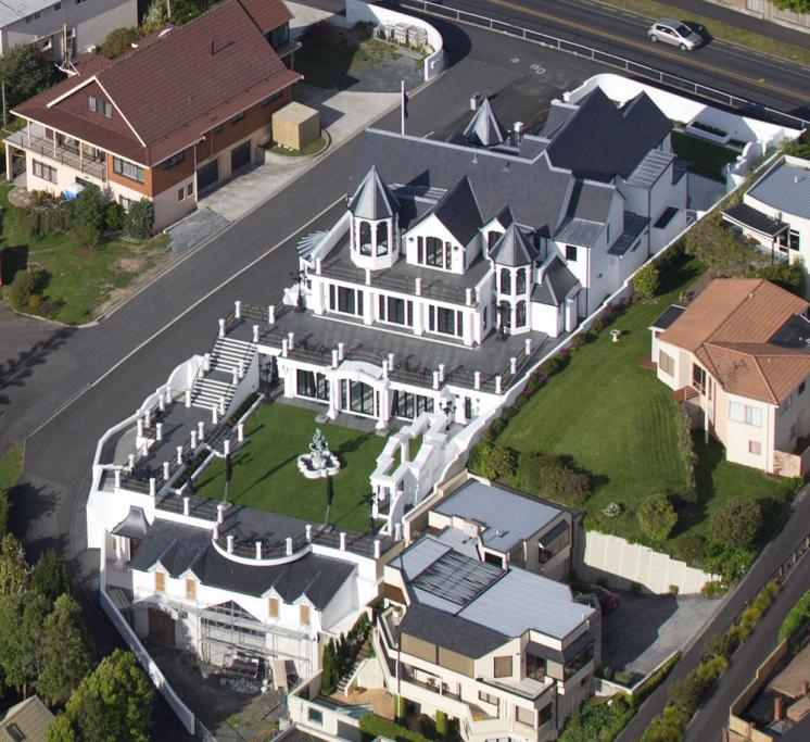 a hamilton knight s home is his castle stuff co nz