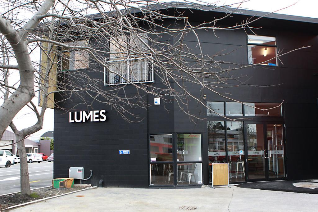 Best Coffee - Lumes, Fitzgerald Ave