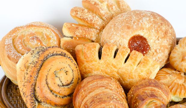 CARB OVERLOAD: Women suffer from 'carb guilt' according to a new study.