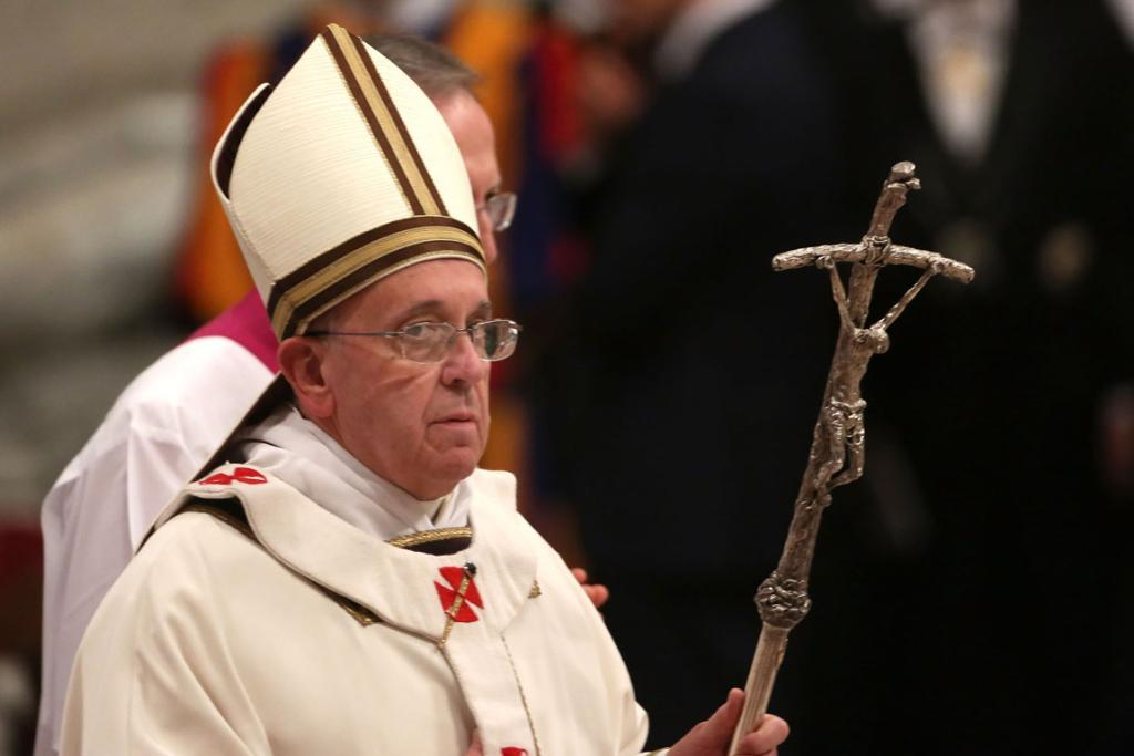 Pope Francis: 2013's Best Dressed Man