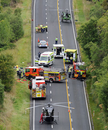 napier-taupo crash