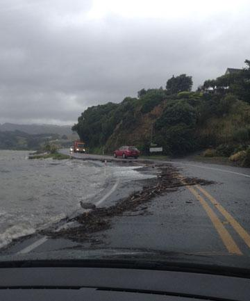 State highway 58 between Whitby and Pauatahanui.