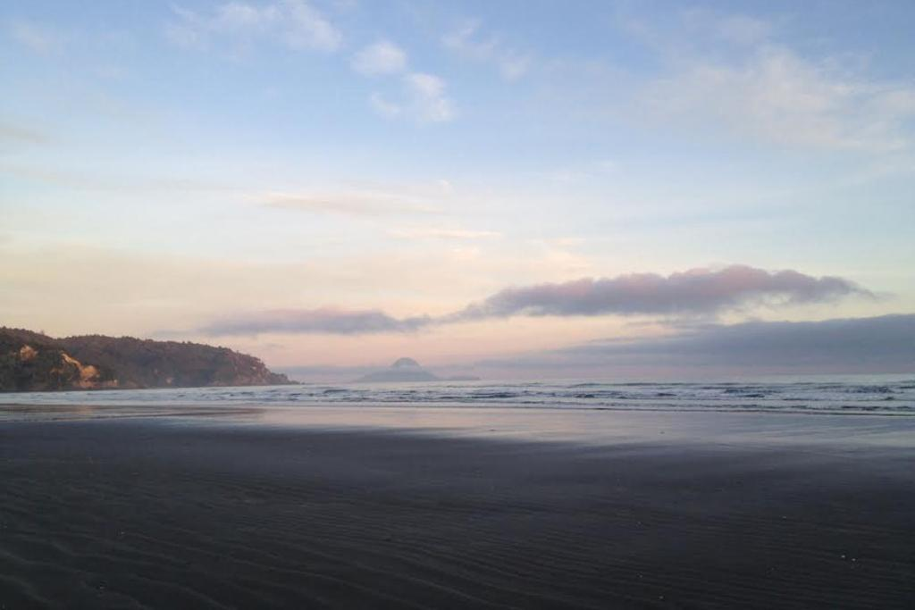 OHOPE BEACH, BAY OF PLENTY: A long stretch of sand, plenty of sun and a sense of seclusion.