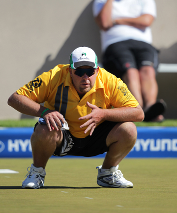 Ali Forsyth, seen in file photo, is NZ men's champion.