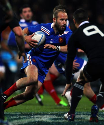 VETERAN DROPPED: France discarded misfiring flyhalf Frederic Michalak and called up uncapped Jules Plisson in their Six Nations squad.