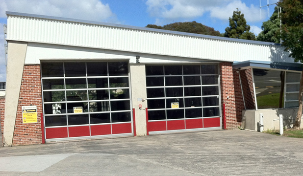 UPGRADE PLANNED: The Parnell fire station is on the list for refurbishment.