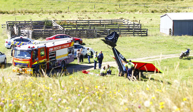 Tirau plane crash