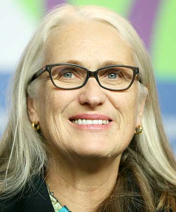 CANNES COUP: Jane Campion.