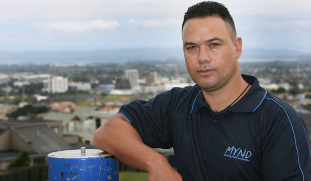 DEDICATED: Steve Boxer has been made a Member of the New Zealand Order of Merit for his work to curb youth reoffending.