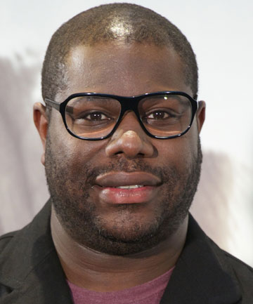NOMINATED: Steve McQueen in the running for the Directors Guild of America's top award.