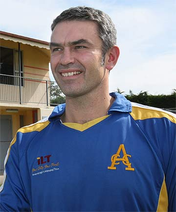 SOME FEAT: Greg Munro will play his 200th senior game for the Appleby Cricket Club on Saturday