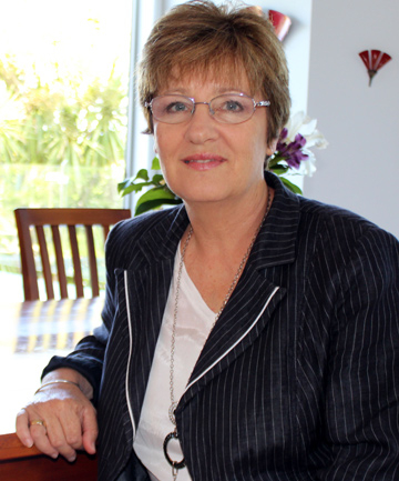 CHILD ADVOCATE: Wendy Hawke is made an Officer of the New Zealand Order of Merit for services to inter-country adoption.