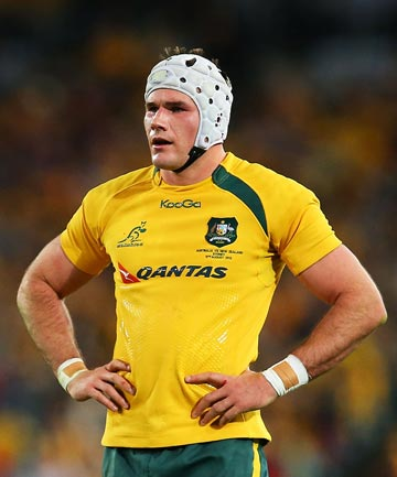 HEADING OFF: Wallabies and ACT Brumbies captain Ben Mowen will quit Australian rugby to head to Europe.