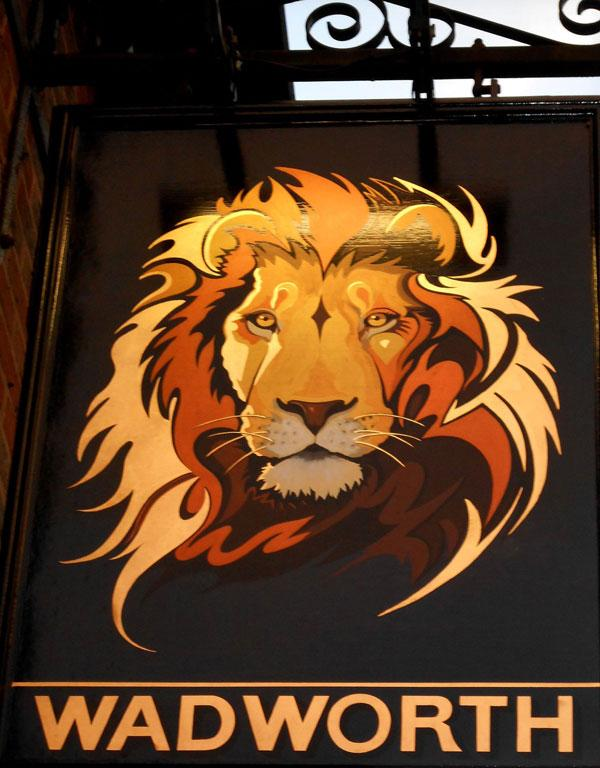 The Lion Pub in Newbury, England, is run by Tony Sellers and his wife, Sarah Peterson. The cuisine recently switched from barbecue to Thai, available Thursdays through Sundays.