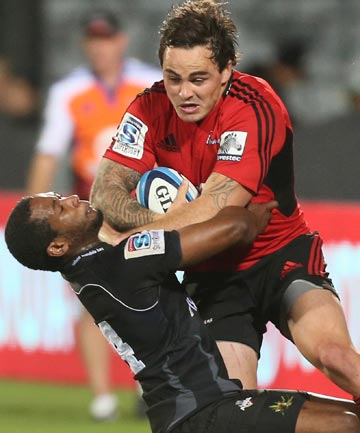 HEADING OVERSEAS: Former All Black Zac Guildford's move to France later this year has been confirmed.