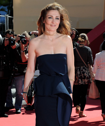 IN THE SPOTLIGHT: Julie Gayet has reportedly been seeing Francois Hollande.