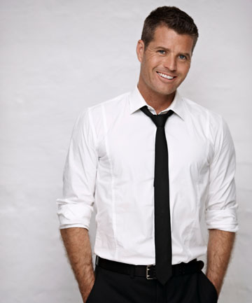 PETE EVANS: 'My experience in the snow was life-defining.'