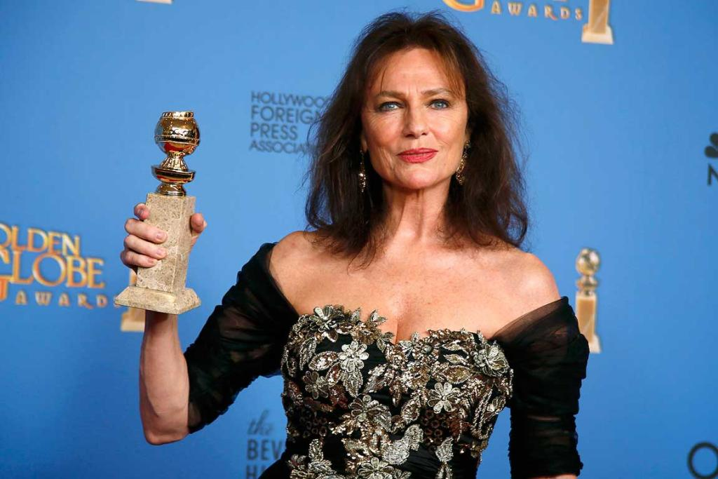 Jacqueline Bissett of Dancing on the Edge said she was surprised at her win.
