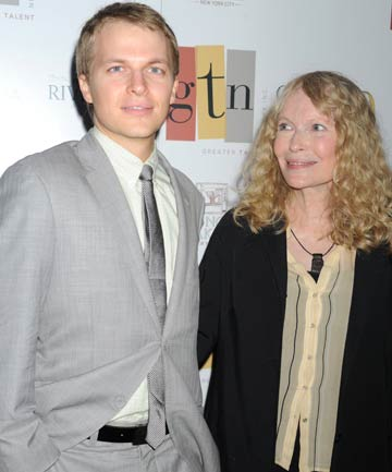 NO LOVE LOST: Mia and Ronan Farrow have lashed out at Woody Allen.