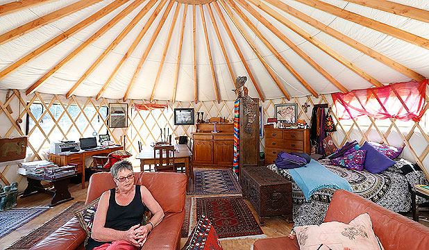 Yurt Now A Realistic Alternative Stuff Co Nz New zealand council consented yurts. yurt now a realistic alternative