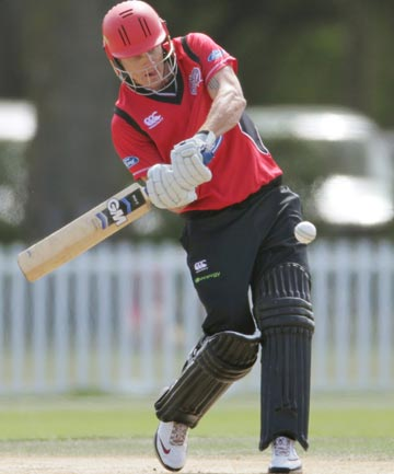 READY TO ROLL: Rob Nicol could be key for the Wizards.