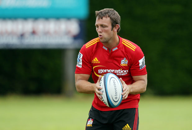 Chiefs training