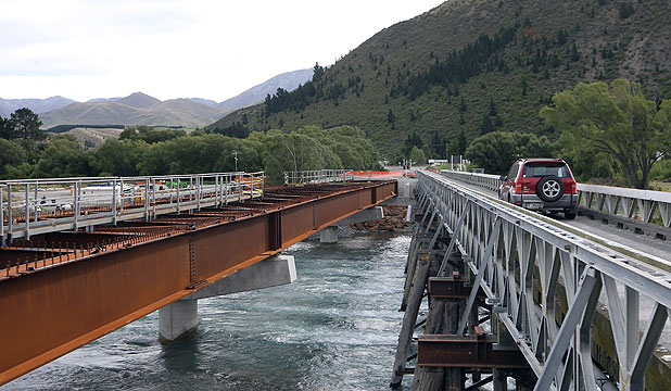Waitaki bridges