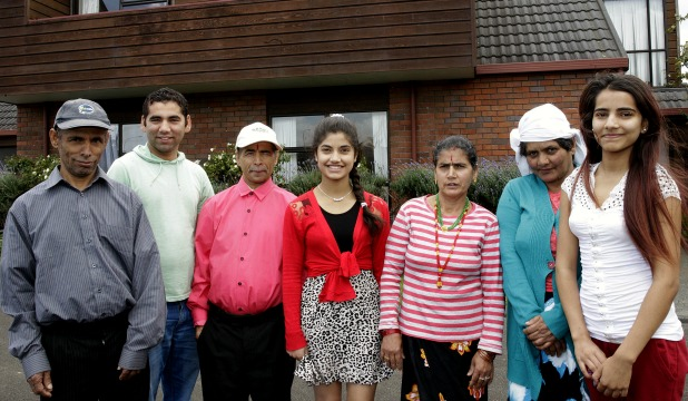 The Dulal family