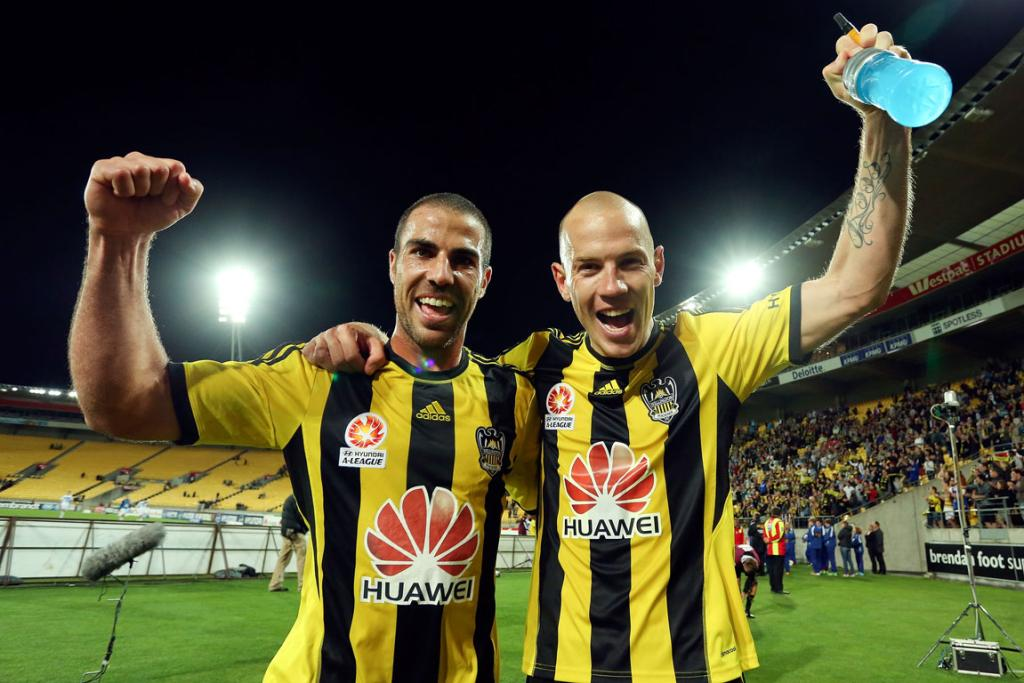 Wellington Phoenix gallery
