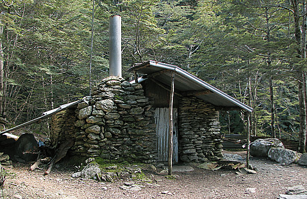 Sam Summers hut
