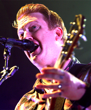 "NEW AGE: ""The goal is never to make a record and it gets huge - and then to sit by the pool and get an amazing tan,"" says Queens of the Stone Age frontman Josh Homme."