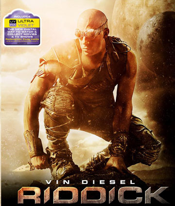 DVD review: Riddick