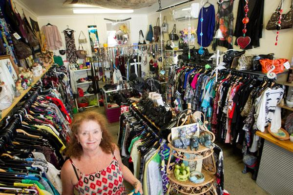 Full of heart: Dorothy Masters'  Little Boutique in Kihikihi is her pride and joy.