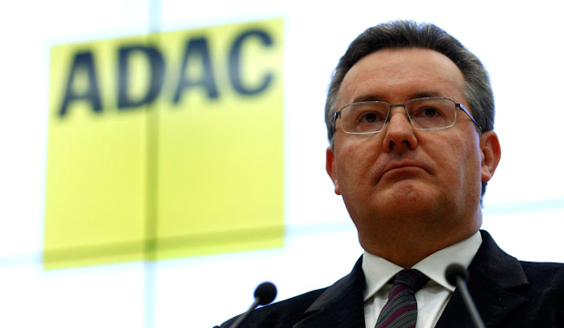 WORK AHEAD: ADAC managing director Karl Obermair's top task is to restore credibility to the club after voting results were falsified.