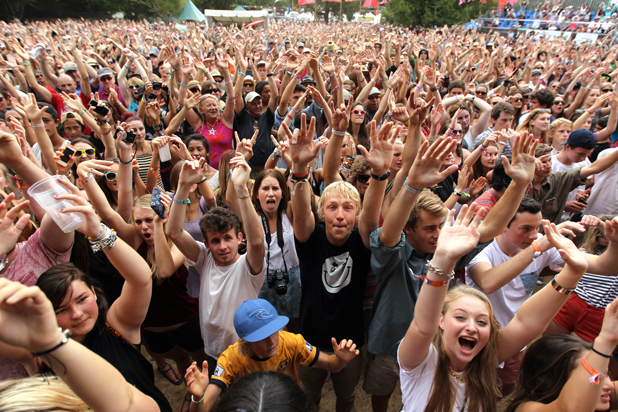 READY TO ROLL: The stage schedule for the 10th Womad has been released.