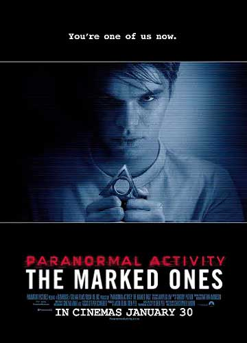 Paranormal Activity: The Marked Ones opens in cinemas on 30 January.