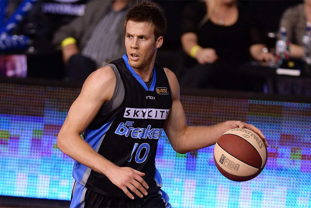 NZ Breakers 2013/14 season
