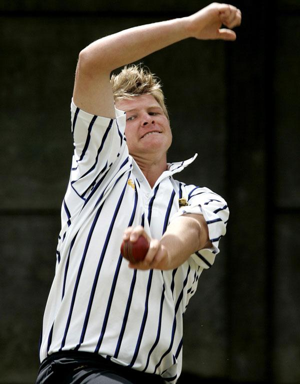 Corey Anderson in action for Christchurch Boys' High School in 2007.