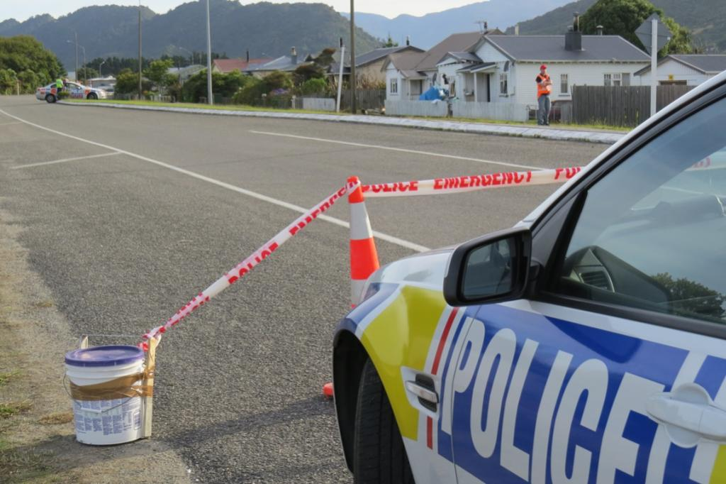 One dead after car smashes into Greymouth hous