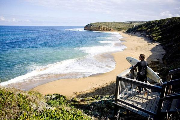 Top Australian holiday spots