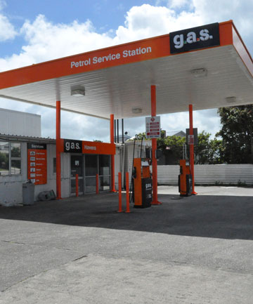 Gasoline Alley Services Ltd (GAS) has applied for resource consent to open its Tawhiti Rd premises, almost three years after it closed because there was no-one available to operate the station.