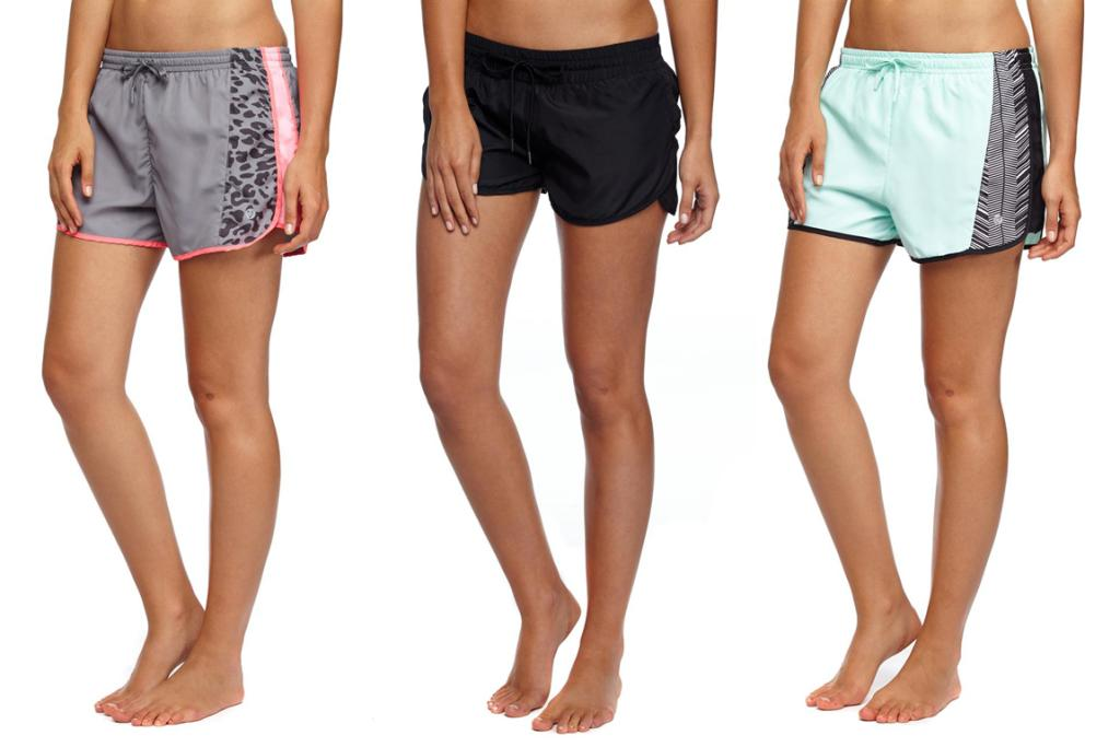 THE SHORTS: Running Short, $24.95 from CottonOn. Shorts are to your gym gear wardrobe what chocolate is to life - essential. These ones come in over ten colours and patterns and are so reasonably priced, you could buy a pair for every day of the week.