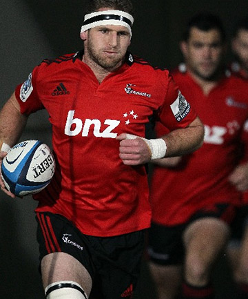 IN DOUBT: Kieran Read.