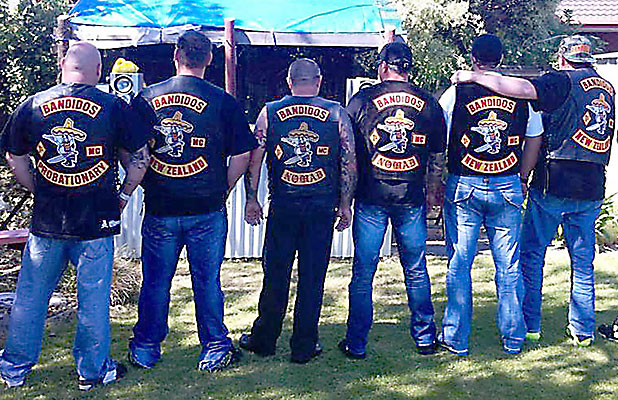 GANG-HO: The Bandidos have patched over Christchurch gang Rock Machine to form a new probationary chapter.