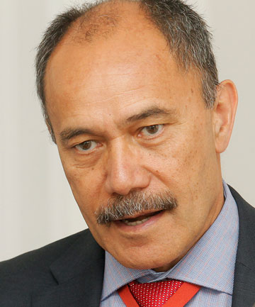 GOVERNOR-GENERAL: Sir Jerry Mateparae.