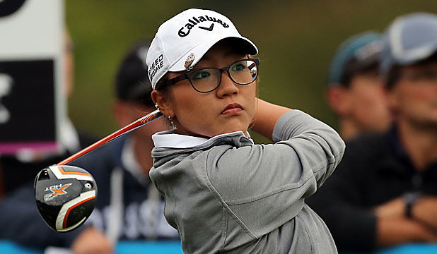 Lydia Ko Friday at Clearwater
