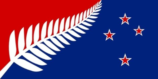 Flag Design Ideas silver fern green Flag Design Ideas Flag Design Ideas