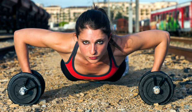 Top tips: Women need to do weights | Stuff co nz
