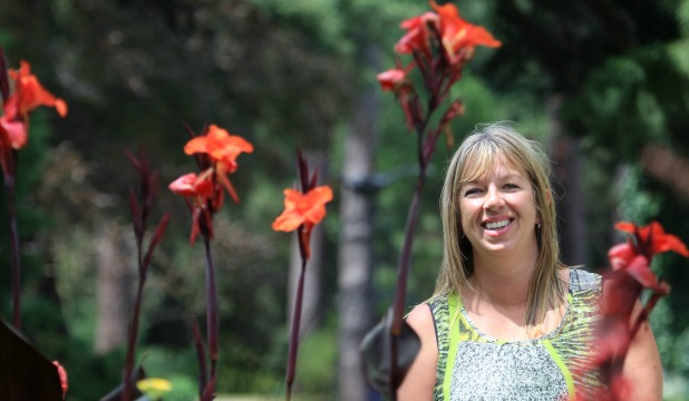 Ellerslie Flower Show manager Kate Hillier