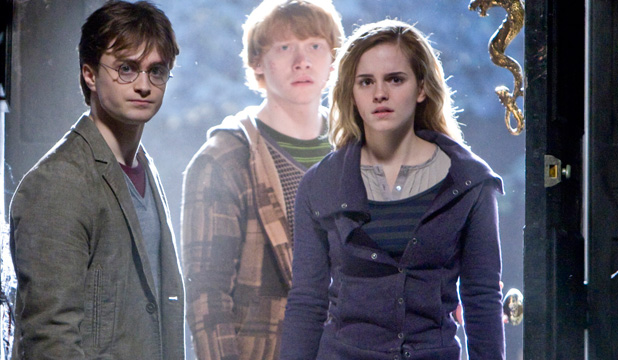 UNHAPPILY EVER AFTER?: JK Rowling is having doubts about Ron Weasley's relationship to Hermione Granger. Many fans wanted Harry Potter and Granger to become a couple.